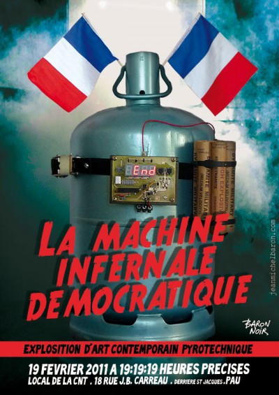 La Machine Infernale Démocratique